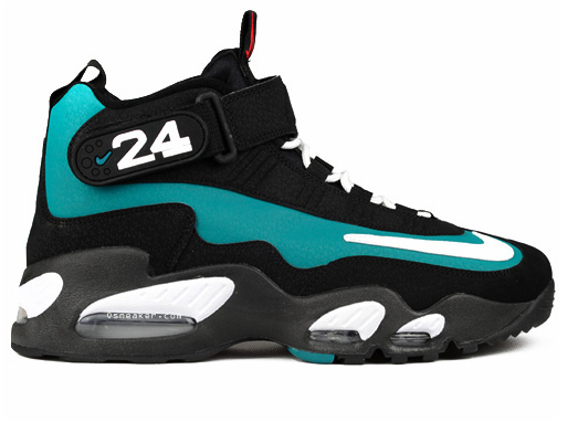 nike air max griffey 1 emerald