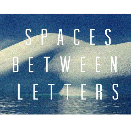 spacebetweenletters