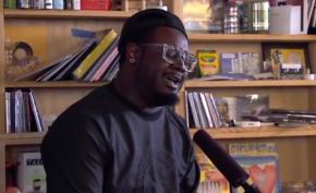 [VIDEO]: T-Pain – NPR Music Tiny DeskConcert
